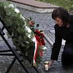 Uroczystości na Cmentarzu Katyńskim