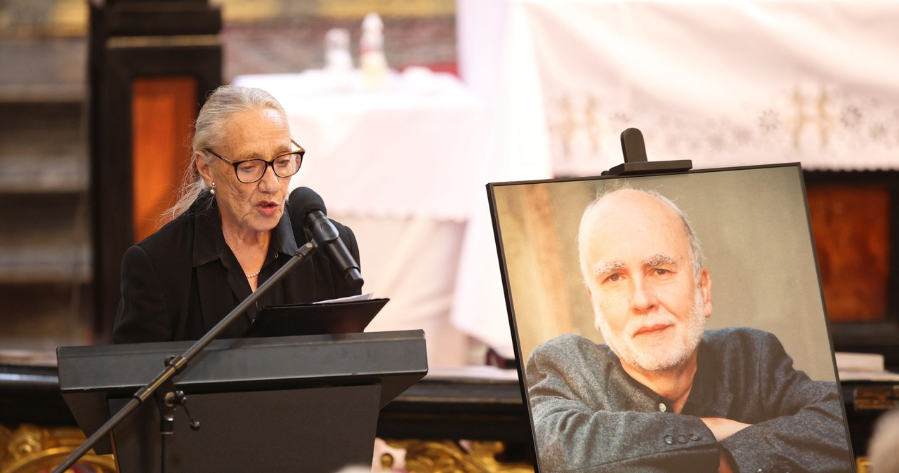 Uroczystości pogrzebowe Adama Zagajewskiego