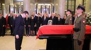 Uroczystości pogrzebowe Jana Olszewskiego