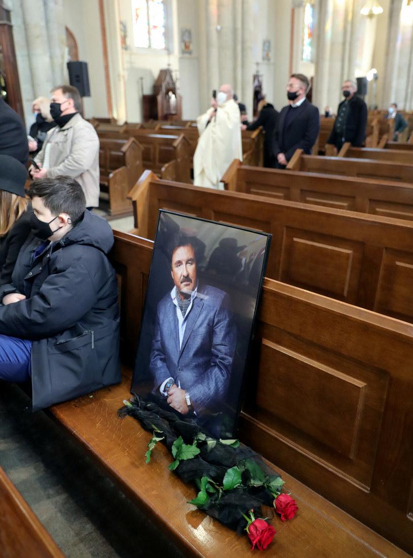 Uroczystości pogrzebowe Krzysztofa Krawczyka /Piotr Molecki /East News