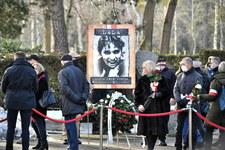 Uroczystości pogrzebowe Lidii Lwow-Eberle