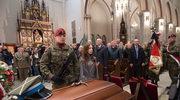 """Uroczystości pogrzebowe majora Zygmunta Szendzielarza """"Łupaszki"""
