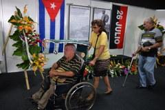 Uroczystości pożegnania Fidela Castro