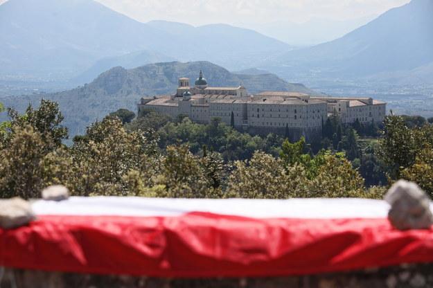 Uroczystości w 75. rocznicę bitwy o Monte Cassino /Leszek Szymański /PAP