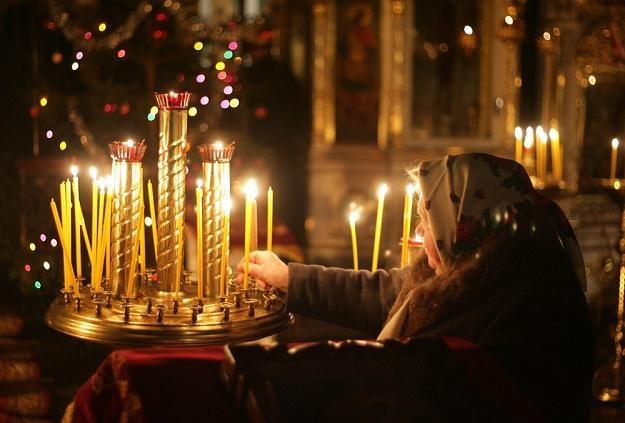 Uroczystości Wigilli prawosławnych świąt Bożego Narodzenia, fot. Kuba Suszek /Reporter