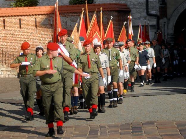 Uroczystości z okazji 100-lecia ZHP, fot. M. Lasyk /Reporter
