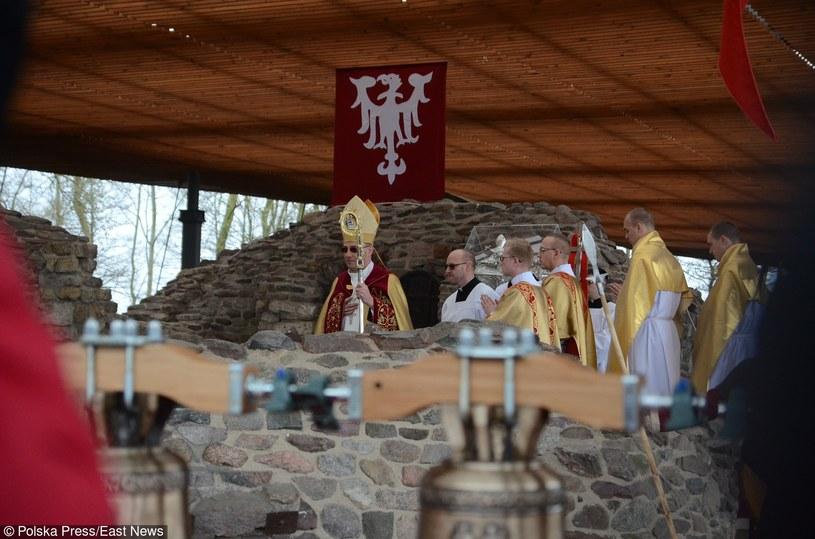 Uroczystości z okazji jubileuszu 1050-lecia przyjęcia chrztu /LUKASZ CIESLINSKI /East News