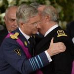 Uroczystości związane z abdykacją króla Belgów Alberta II