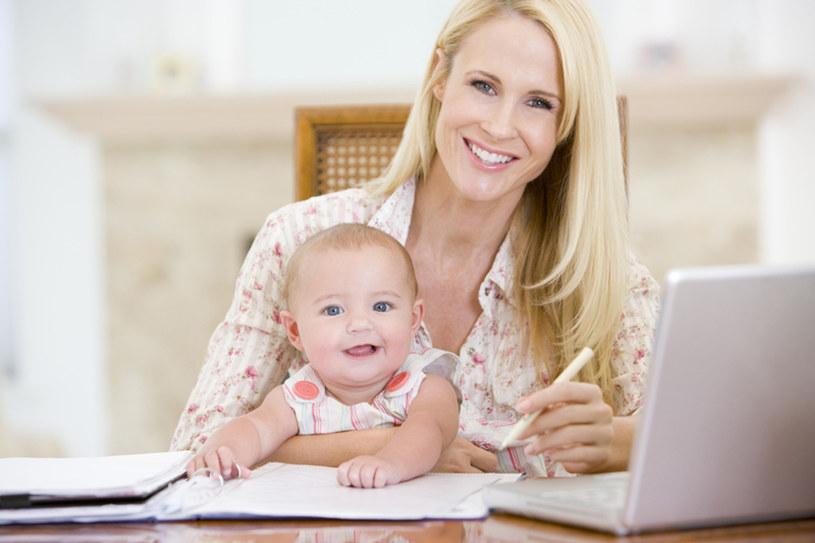 Urodzenie dziecka nie musi oznaczać końca twojej kariery zawodowej  /© Panthermedia