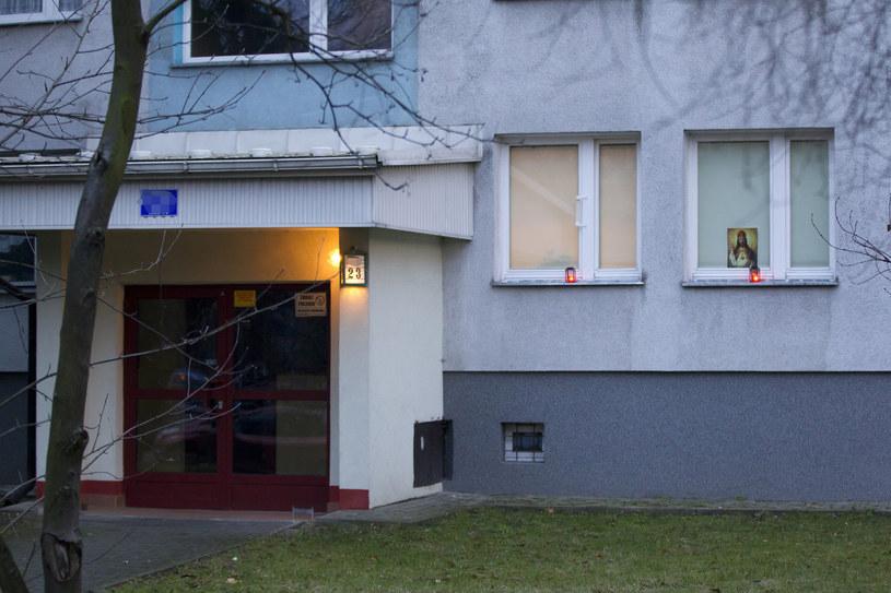Urodziny odbyły się w mieszkaniu dziadków Kingi /Łukasz Gagulski /East News