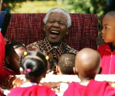 Urodziny patriarchy, Nelson Mandela kończy 94 lata