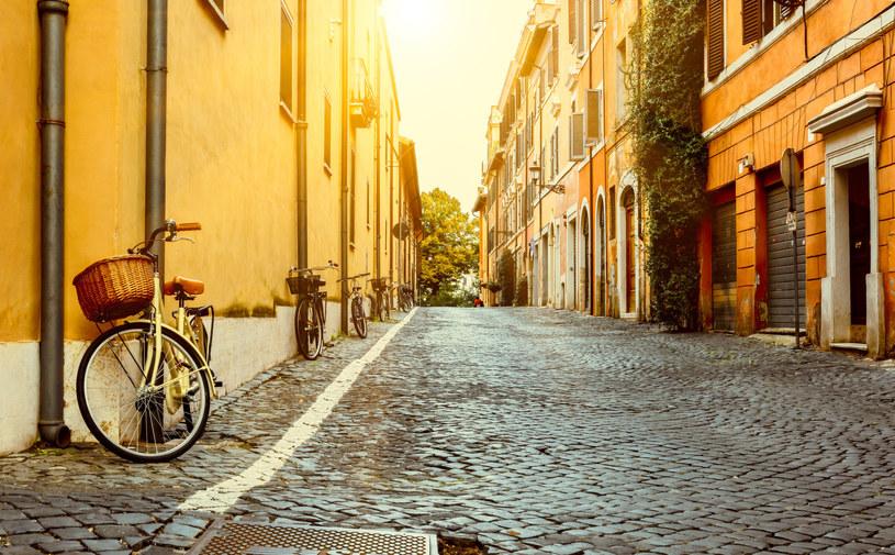 Urokliwa uliczka w Rzymie /123RF/PICSEL