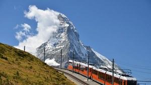 Urokliwy Zermatt z widokiem na Matterhorn