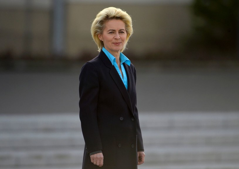 Ursula von der Leyen /TOBIAS SCHWARZ /AFP