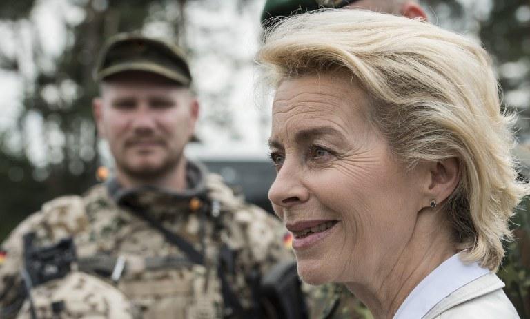Ursula von der Leyen /AFP