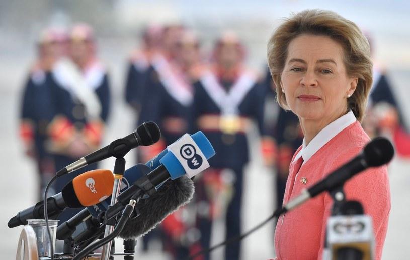 Ursula von der Leyen /JOHN MACDOUGALL /AFP