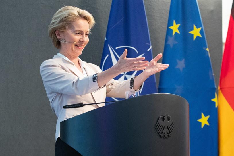 Ursula von der Leyen /HAYOUNG JEON /PAP/EPA
