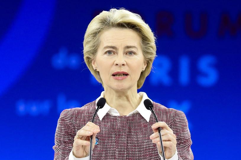 Ursula von der Leyen /LUDOVIC MARIN /AFP