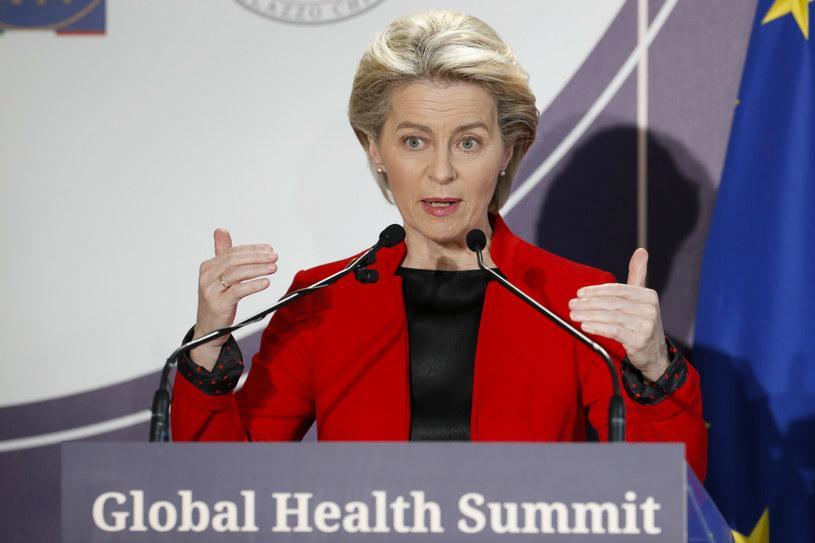 Ursula von der Leyen /Pool Reuters/Associated Press/ /East News