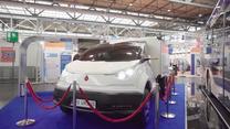 Ursus Elvi - prototyp elektrycznego dostawczaka