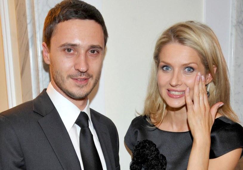 Urszula Grabowska i Adrian Ochalik /AIM