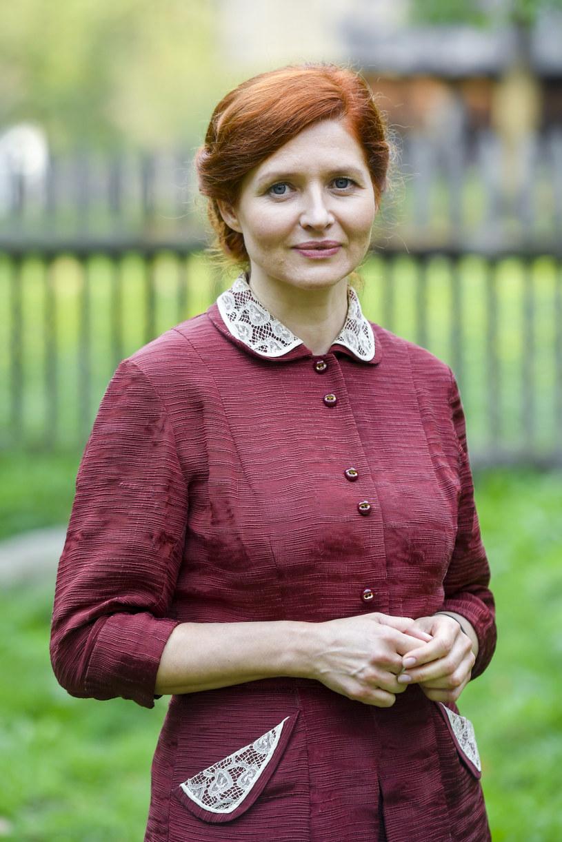 "Urszula Grabowska w ""Stuleciu winnych"" /AKPA"