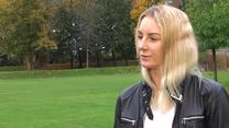 Urszula Radwańska dla Interii: Agnieszka jest bardzo szczęśliwa. Promienieje. Wideo