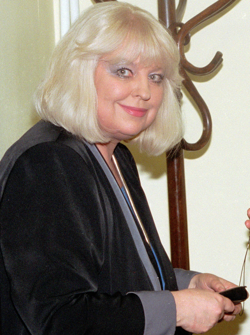 Urszula Sipińska, fot. Studio69 /Agencja FORUM