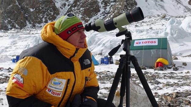 Urubko opuści wyprawę na K2. Majer dla RMF FM: Mamy teraz jeden zespół i jeden cel
