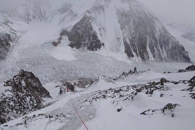 """Urubko samodzielnie wyruszył z bazy, by podjąć próbę wejścia na szczyt K2. """"To przejaw determinacji"""""""