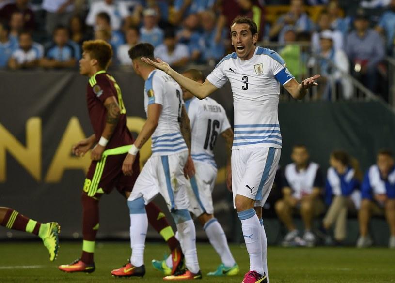 Urugwaj sensacyjnie przegrał z Wenezuelą 0-1 /AFP