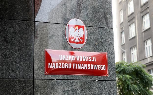 Urząd KNF. Fot. Piotr Molecki /Agencja SE/East News