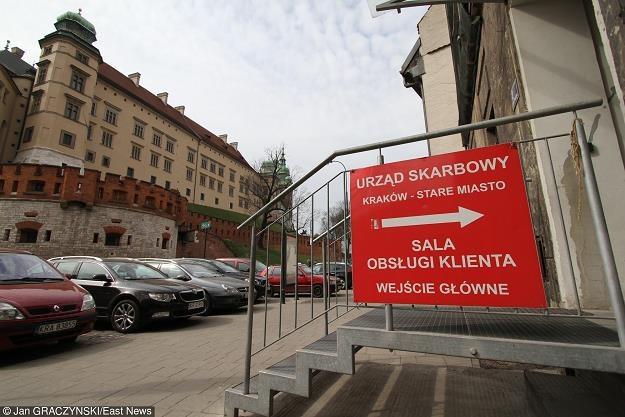 Urząd Skarbowy Krakow Stare Miasto. Fot. Jan Graczyński /Agencja SE/East News