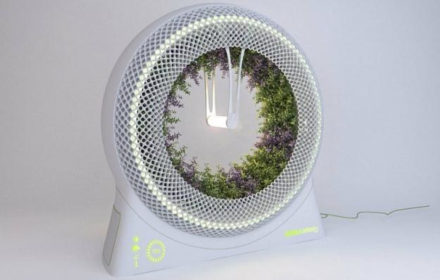 Urządzenie wygląda kosmicznie i ma kosmiczne przeznaczenie.   Fot. DesignLibero /materiały prasowe