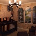 Urządzili dziecku pokój w stylu Harrego Pottera!