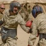 Urządzili sobie fight club w Afganistanie