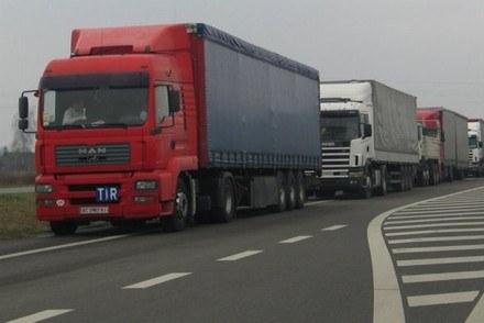 Urzędnicy zaspali, kierowcy cierpią /RMF
