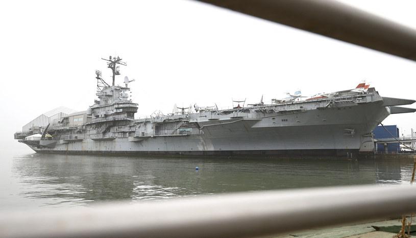 US Navy padło ofiarą incydentu z dronami /AFP