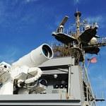 US Navy testuje działo laserowe zdolne zestrzeliwać samoloty