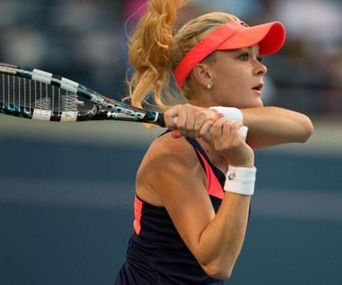 US Open - Agnieszka Radwańska z Soler-Espinosą, Janowicz z kwalifikantem