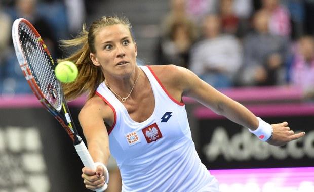 US Open: Alicja Rosolska o pierwszy tytuł wielkoszlemowy
