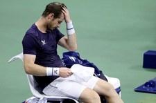 US Open. Andy Murray odpadł w drugiej rundzie