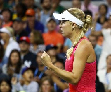 US Open. Caroline Wozniacki: To niedopuszczalne, że Szarapowa gra na głównym korcie