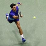 US Open. Djoković wyeliminował ostatniego reprezentanta gospodarzy