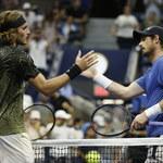 US Open. Dramatyczny mecz Stefanosa Tsitsipasa z Andym Murrayem w pierwszej rundzie