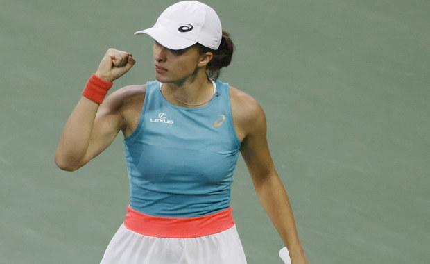 US Open: Iga Świątek odpadła z Wiktorią Azarenką
