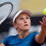 US Open. Katarzyna Kawa do końca stawiała się Buzarnescu