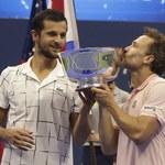US Open: Mate Pavić i Bruno Soares triumfują w deblu!