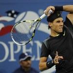 US Open: Nadal idzie jak burza. Nie stracił jeszcze seta