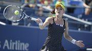 US Open nie dla Agnieszki Radwańskiej